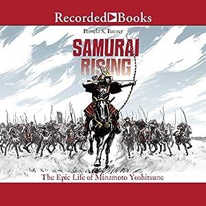 Samurai Rising Audiobook