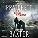 The Long Cosmos Audiobook by Terry Pratchett, Stephen Baxter Narrated by Michael Fenton Stevens