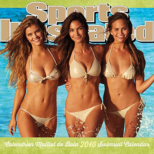 Sports Illustrated Swimsuit 2016 Calendar / Calendrier Maillot de Bain 2016