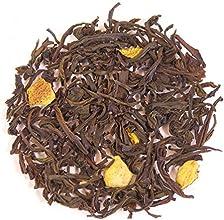 Lemon Loose Leaf Natural Flavored Black Tea 16oz