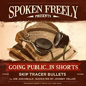 Skip Tracer Bullets Audiobook