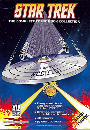 Star Trek: The Complete Comic Book Collection (Book Collection Software compare prices)
