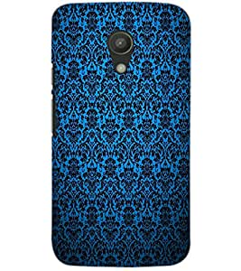 MOTOROLA MOTO G2 PATTERN Back Cover by PRINTSWAG