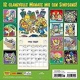 Image de Die Simpsons Wandkalender 2017: 2017 Spasskalender