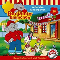 Benjamin rettet den Kindergarten (Benjamin Blümchen 28) Hörbuch