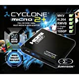 Sumvision Cyclone Micro 2+ Full HD HDMI 1080p Multi Media Player with Adaptor