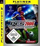 echange, troc Pro Evolution Soccer 2009 [Platinum] [import allemand]