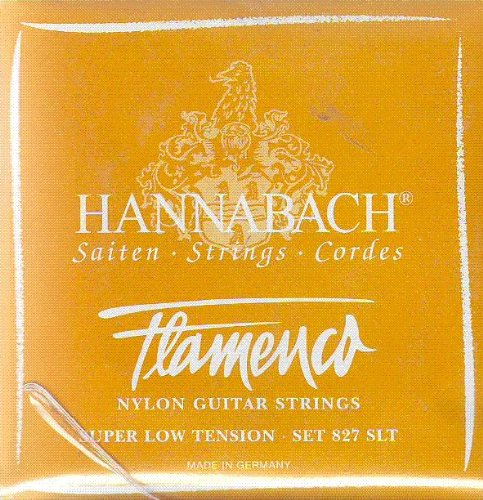 Hannabach Classical Flamenco Guitar Super Low