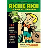 Richie Rich: The Poor Little Rich Boy (Harvey Comics Classics, Vol. 2 ) ~ Leslie Cabarga