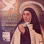Chemin de prière | Sainte Thérèse d'Avila