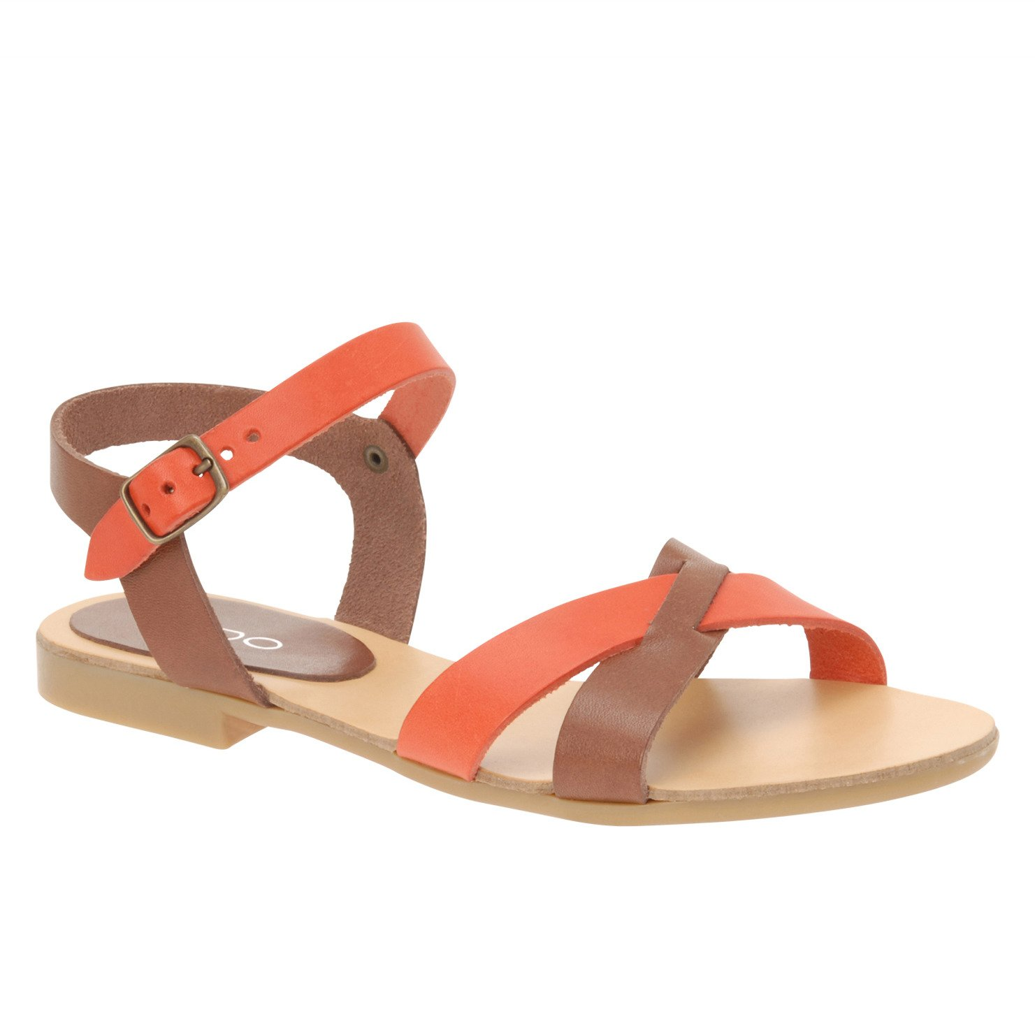 ALDO Pecor – Women Flat Sandals – Peach – 11