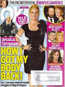 Jessica Simpson, Keanu Reeves & Charlize Theron, Brad Pitt, Jennifer