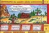 img - for Dysortografia Zeszyt 2 Ortografia dla uczniow szkoly podstawowej o u book / textbook / text book