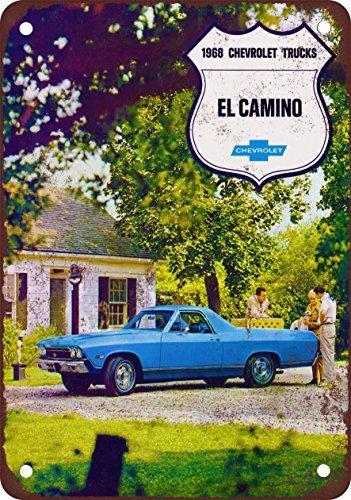 1968-el-camino-stile-vintage-riproduzione-in-metallo-tin-sign-203-x-305-cm