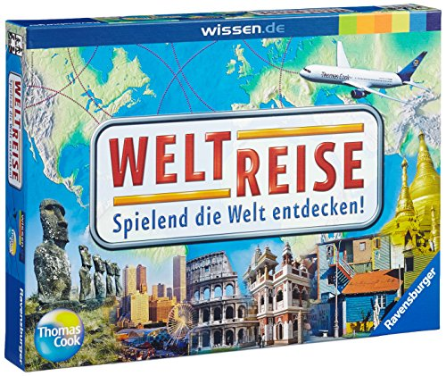 Weltreise [German Version] by Ravensburger