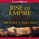Rise of Empire: Riyria Revelations, Volume 2 Audiobook by Michael J. Sullivan Narrated by Tim Gerard Reynolds