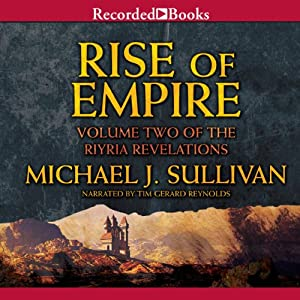 Rise of Empire: Riyria Revelations, Volume 2 by Michael J. Sullivan