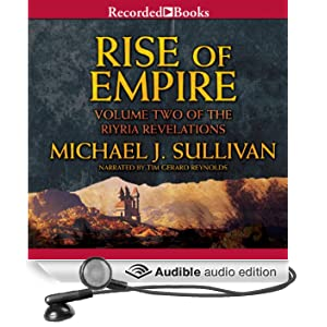 Rise of Empire: Riyria Revelations, Volume 2 (Unabridged)