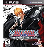Bleach: Soul Resurreccion - Playstation 3 ~ Atlus