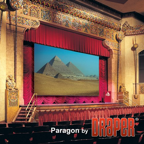 Paragon Motorized Projection Screen - 248 x 332