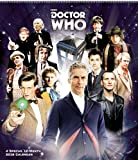 Doctor Who Special Edition Wall Calendar (2015)