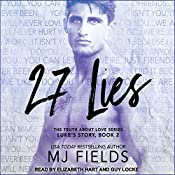 27 Lies: Truth About Love Series, Book 2, Luke's Story | MJ Fields
