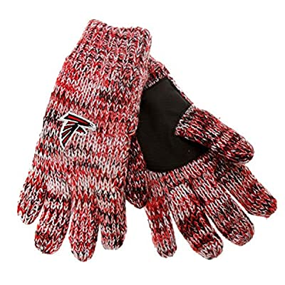 NFL Atlanta Falcons Peak Glove, Black