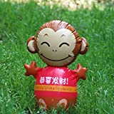 "Generic Year Of The ""Daruma"" Inflatable Toys Inflatable Parent-Child Interactive Toy Animals"