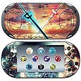 Vanknight Vinyl Decal Skin Stickers Cover for Playstation Vita 2000 PS Vita 2000 PSV 2000 Skin