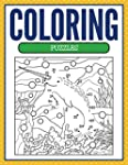 Coloring Puzzles: Coloring Books for...
