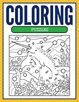 Coloring Puzzles: Coloring Books for Kids (Art Book Series)