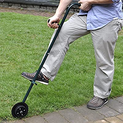 Outdoortips Lawn Edger & Trimming Tool- Get the perfect lawn edges in minutes