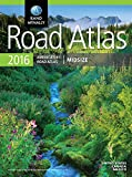 Rand McNally 2016 Midsize Road Atlas (Rand Mcnally Road Atlas Midsize)