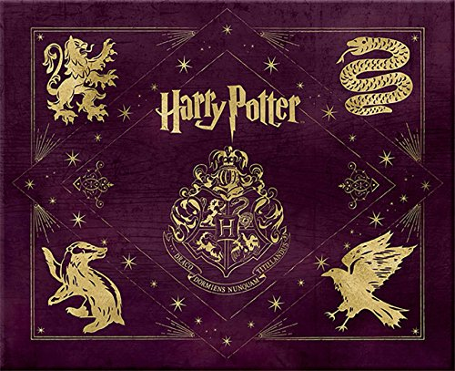 Harry Potter Stationary Set: Hogwarts (Stationery)