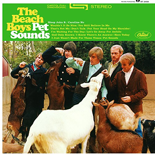 Album Art for Pet Sounds - Stereo Vinyl by The Beach Boys