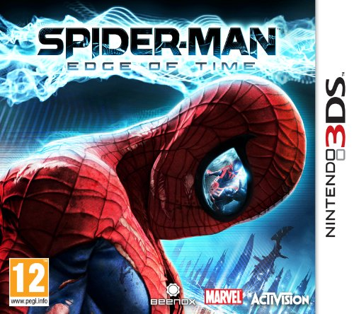 Spiderman: Edge of Time  (Nintendo 3DS)