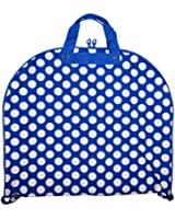 Ever Moda Polka Dot Prints - A Collection of Hanging Garment Bags (40-inch)