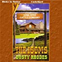 The Isoms: Book 1 (       UNABRIDGED) by Dusty Rhodes Narrated by Gene Engene