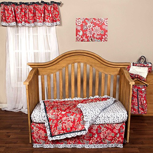 Trend Lab Waverly Charismatic 3 Piece Crib Bedding Set