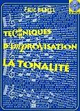 echange, troc Eric Boell - Techniques d'improvisation - tonalité