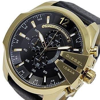 DIESEL ストロングホールド メンズ クオーツ クロノ 腕時計 DZ4344 [海外正規品]