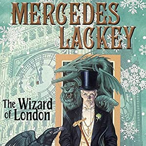 The Wizard of London Audiobook