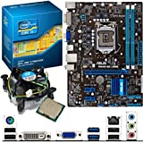 INTEL Core i3 3220 3.3Ghz, ASUS P8H61-MX USB3 CPU & Motherboard Bundle
