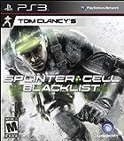 Splinter Cell Blacklist - Trilingual - PlayStation 3 Standard Edition