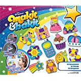 Colorbok Makit and Bakit Suncatcher Set (12 Pack), Doorbuster