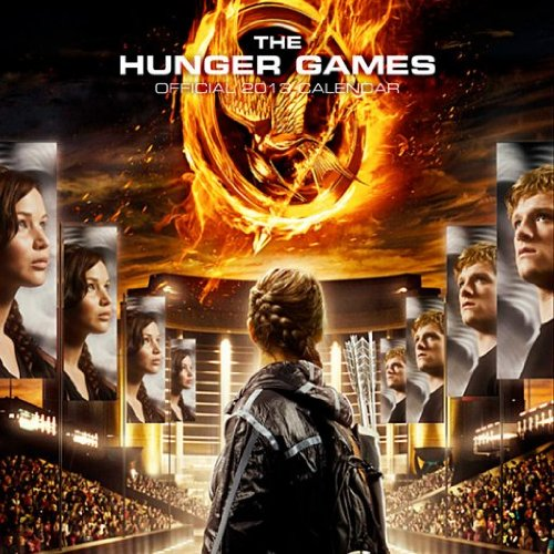 Movie Calendars: The Hunger Games - 16 Month - 11.7x11.7 inches