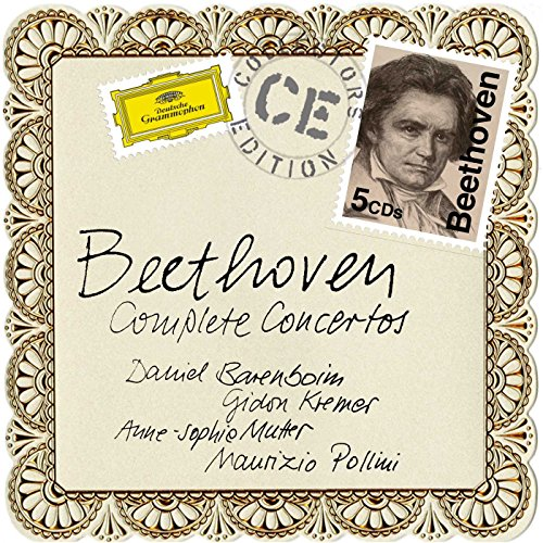 Beethoven: Complete Concertos / Various