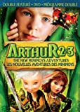 Arthur and the Invisibles 2 & 3: The New Minimoys Adventures / Les Nouvelles Aventures des Minimoys (Bilingue) (Bilingual)