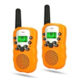 TOPTOY Toys for 7 Year Olds Boys, Walkie Talkies for Kids Toys for 3-12 Year Old Boys Toys for 3-12 Year Old Girls Gifts for 3-12 Years Old Girls 2018 TTUSTTD05