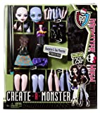 Monster High Create A Monster Vampire Sea Monster